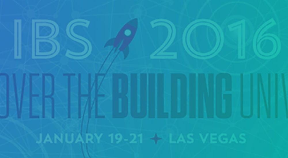 2016 International Builders Show