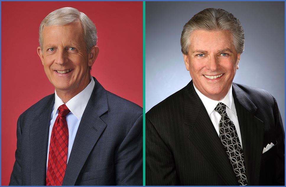 Rich Carlson & Bob Schultz