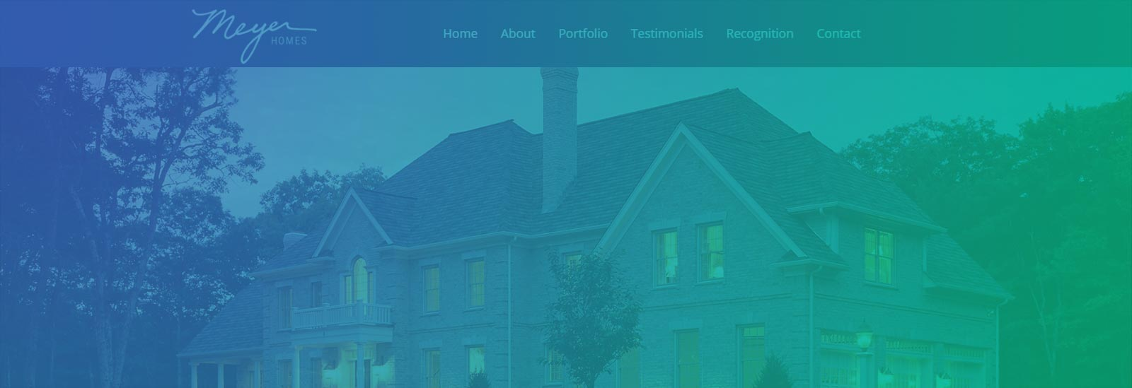 New Builder Website Launched for Meyer Homes