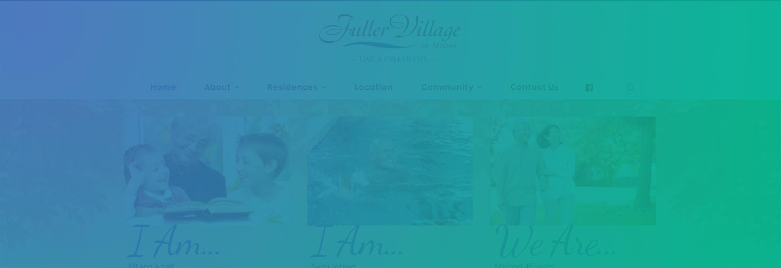 New Independent Living Community Website Launched for Fuller Village