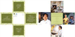 chef ming print invite