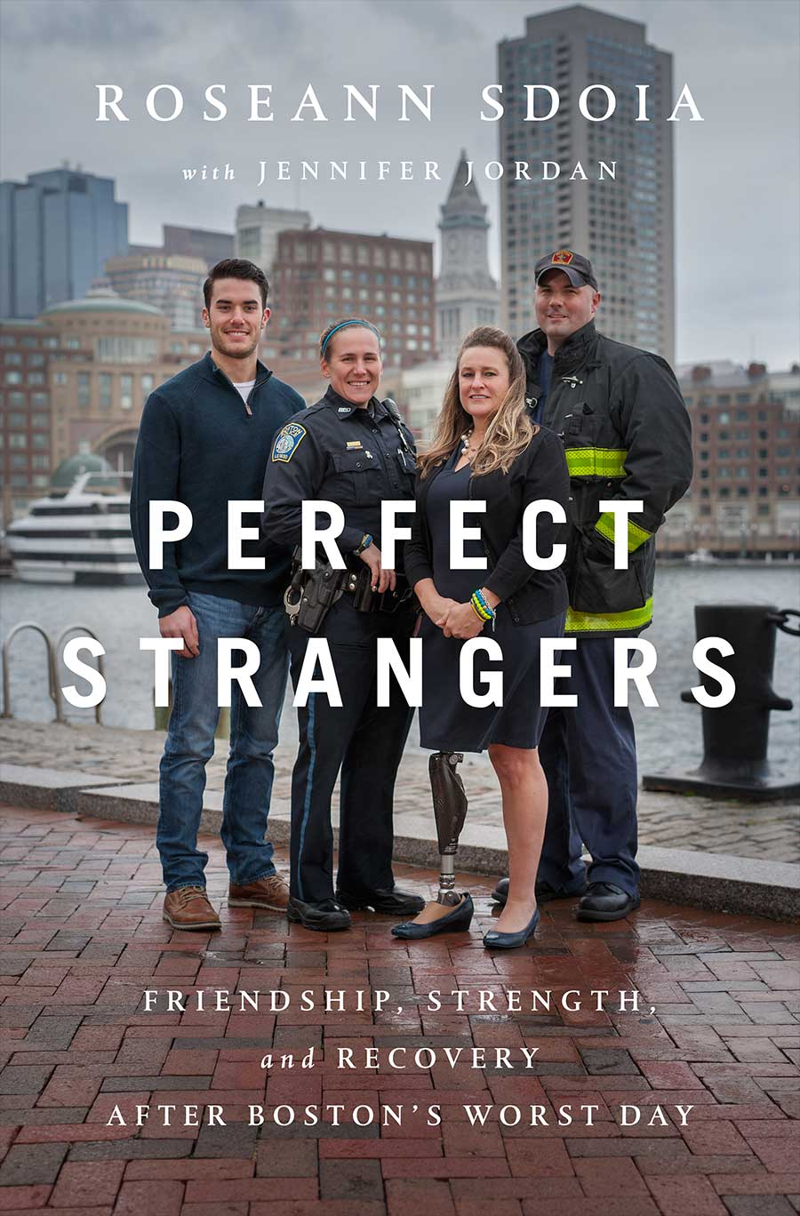 roseann sdoia perfect strangers book cover